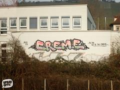 23.04.2013 - STUTTGART (DE) UPDATE (spraycity.at) Tags: graffiti stuttgart line creme update spraycity 23042013