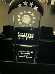 "EuropeanPodcast-Award <a style=""margin-left:10px; font-size:0.8em;"" href=""http://www.flickr.com/photos/88317982@N04/8677984628/"" target=""_blank"">@flickr</a>"