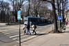 Blue (Stephen Whittaker) Tags: blue sun sign death holocaust nikon crossing nazi tram zebra jew jewish auschwitz oswiecim birkenhau d5100 whitto27