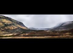 Iceland Landscape (shoot it!) Tags: panorama mountain mountains color berg canon landscape iceland scenery scene panoramic april fjord bergen lente dreamscape stich landschap sprin stiching ijsland 2013 canon5dmarkii april2013 photoshopcs5 kjosarsla