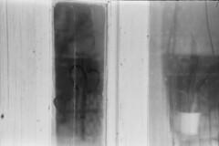 hearts (Ivan Ovchinnikov) Tags: windows winter snow reflection film window hearts mirror 400 ilford  chiile 355113 ivanovchinnikov