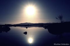 Good Morning Scotland (Nicolas Valentin) Tags: sun sunrise scotland highlands loch lochba nicolasvalentin kayakscotland kayakfishscotland