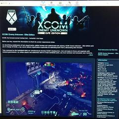 ความซวยมาเยือนแล้ว XCOM เกมส์ที่ติดมาตั้งแต่เด็ก หลังจากที่เล่นจบบน ipad ไป มันมาลงบน Mac แล้ว ภาพสวยมาก แล้วจะเอาเวลาที่ไหนนอนเนี่ย. #xcom