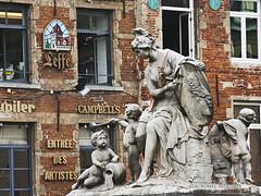 Les Sablons- Bruselas (Stauromel-AlquimiaDigital) Tags: escultura bruselas belgica melilla sablons canon1dmarkii melillamirada stauromel pwmelilla mygearandme alquimiadigital