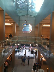#AppleStore en Chicago