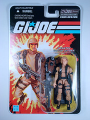 G.I. Joe (FSS)  Grunt  Carded Front (BurningAstronaut) Tags: infantry modern club real gijoe toy actionfigure cobra action joe american hero figure era leader service squad collectors exclusive grunt gi subscription carded realamericanhero modernera gijoecollectorsclub figuresubscriptionservice infantrysquadleader