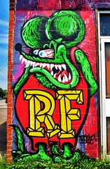 Rat Fink (tikitonite) Tags: