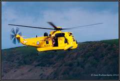 Sea King HAR.3A ZH540 (1 of 1) (Richo_I) Tags: newquay ceredigion ceinewydd sonya700 sony70400gssm seakinghar3azh540