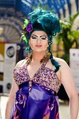 Blackpool Pride 2013 (William Matthews Photography) Tags: gay festival ball lesbian pride led transgender lgbt bisexual sands blackpool sigma70200f28 2013 blackpoolpride nikond7000