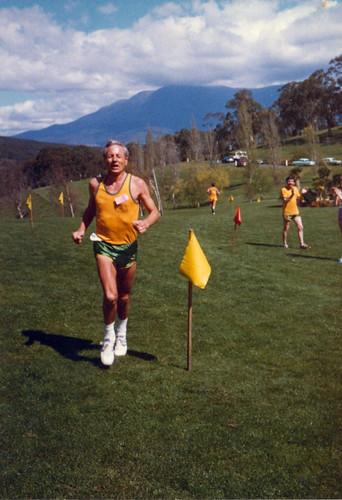 David Rae Australia 1981