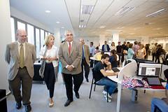 Inauguración CRAI Antonio de Ulloa 03 (Universidad de Sevilla) Tags: sevilla biblioteca universidad libros ciencia universidaddesevilla investigación investigadores crai sevillahoy
