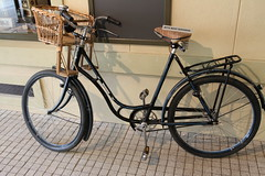 Wanderer Damenfahrrad (pilot_micha) Tags: november bicycle museum germany deutschland herbst sachsen zwickau deu fahrrad wanderer 2014 automuseum horchmuseum damenfahrrad fahrzeugmuseum augusthorchmuseum augusthorchmuseumzwickau november2014 11112014 audistrase audistrase7