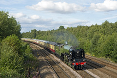 60163 (Bantam61668) Tags: uk steam mainline lner a2 erewash