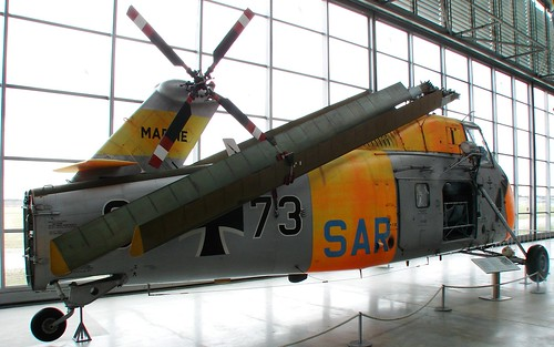 Sikorsky S-58 H-34G III Seabat in Oberschleissheim