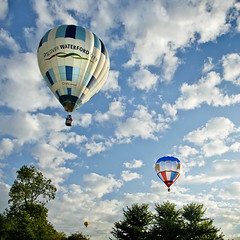 Balloon Festival (Carolbreeze99) Tags: bristol balloonfest travel floating sailing sky cloud flight flying serene clouds