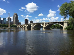 IMG_1196 (KristianDR) Tags: minneapolis minnesota stanthony falls humpty dumpty mississippiriver oldest tree mill city downtown stone arch bridge