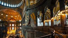 TURKEY - Istambul - Hagia Sophia (Asier Villafranca (www.asiervillafranca.com)) Tags: istanbul turkey estambul provinciadeestambul turqua hagia sophia santa sofa mosque landmark