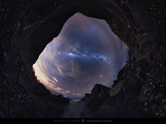 Night Portal (The Art of Night) Tags: theartofnight mark gee nzmustdo new zealand wellington astrophotography landscape long exposure milky way night sky nightscape panorama panoramic photography south coast stars markgee newzealand longexposure milkyway nightsky southcoast