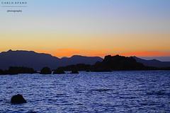 tramonto a Capo Ceraso (carlito's2007) Tags: tramonto capo ceraso sardegna