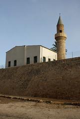 Bayraktar Mosque (chrisonmas) Tags: cyprus nicosia mosque walls bastion