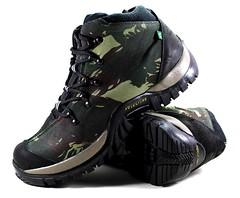 Tnis Boot Camuflado (5) (leirianeoliveira) Tags: boot tnis adventure camuflado coturno trilha montanhismo escalada rapel alpinismo exercito tiro de guerra