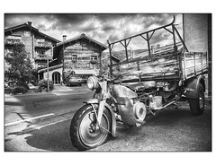 Motorcycle - Livigno (Margall photography) Tags: motorcycle livigno