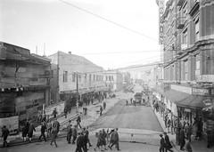 19; Road Surfacing, Mercer Street (Wellington City Council) Tags: wellington historicwellington 1800s 1900s 1950s