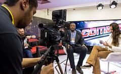 Oficina - Globosat: Canal Combate (eusoufamecos) Tags: canal combate globosat 29 setuniversitrio jornalismo esportivo mma pucrs famecos eusoufamecos carlo barreto