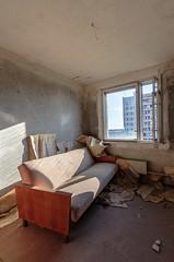 (bananahh) Tags: chernobyl  ukraine pripyat abandoned oncewashome
