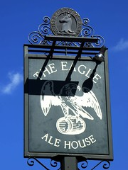 Eagle - Battersea (Draopsnai) Tags: eagle pub pubsign bird chathamroad battersea wandsworth