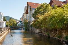 Canal dans Hausach (aurelien.ebel) Tags: allemagne badewurtemberg hausach kinzigtal schwarzwald