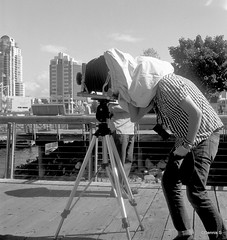 "The ""Prez"" (dncswclds) Tags: yashicamat 120film neopanacros shanghaigp3 ilfordid1111"