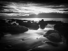 Beached (cottagearts123) Tags: wreck hunstanton beach sunset sheraton rock black white norfolk infrared blackwhite