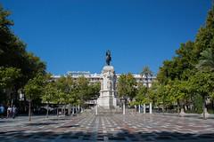 Monumento a San Fernando (Bazinga!) Tags: siviglia sevilla seville plazanueva sanfernando