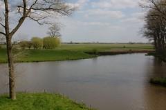 Dutch scenery (dididumm) Tags: scenery landscape water lake meadow flat flach wiese see wasser landschaft panorama dutch hollndisch niederlndisch sluis zeeland niederlande holland netherlands