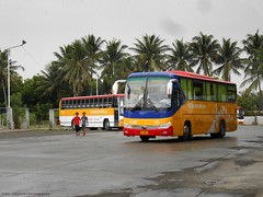 Yellow Bus Line A-93 (Monkey D. Luffy 2) Tags: bus mindanao photography philbes philippine philippines enthusiasts society yutong