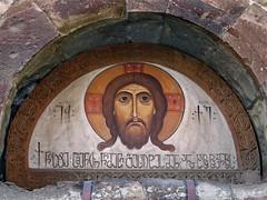 Anchiskhati Basilica, Tbilisi (vittorio vida) Tags: painting fresco church tbilisi georgia savior christ jesus icon travel art basilica