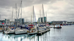 Barbican, Plymouth i (Paul.Y-D) Tags: fishfestival barbican plymouth harbour hdr photomatix