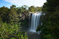 New Zealand (Anthony.Ru) Tags: newzealand nz nikon waterfalls capreinga sun
