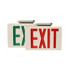 Safety Signs - Exit
