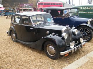 1940s/50s Triumph 1800/Renown Sixlite Saloon