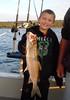 nikon trout boy (hookertoo) Tags: nikon happy2012