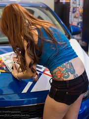 BRY60118 (justbry16) Tags: auto show girls hot cute sexy cars beautiful car tattoo mark gorgeous brian philippines models international babes manila tina carshow mias tattoogirl 2013 sexypinay manilainternationalautoshow barqueros carshowmodels justbry16 travelwithbry justbry brianmarkbarqueros mias2013 manilainternationalautoshow2013