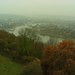 Autumnal Coblence in the mist.