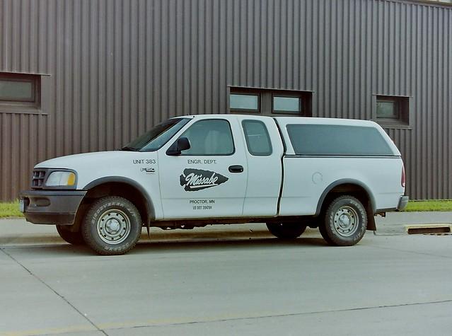 minnesota pickup fordf150 proctorminnesota missabe383 duluthmissabeironrange383 dmir383