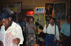 Mama Africa Cultural Music and Dance Long Street Cape Town Capital of South Africa May 1998 062 (photographer695) Tags: mama africa cultural music dance long street cape town capital south may 1998