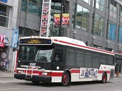 Toronto Transit Commission 1097 (YT | transport photography) Tags: toronto bus ttc 7 transit orion commission vii
