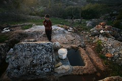 Jabal Al Zawiya, Syria (Michal Przedlacki) Tags: water children al pain war destruction refugees aid civil shelling syria fighting shelter desperation bombing regime humanitarian rebels assad catastrophy jabal uncertainty scarcity warplanes zawiya idlib idlibjabalalzawiafebruary2013