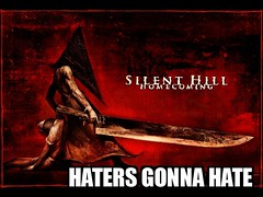 Bogey haters (Tsar Palpatine) Tags: silent pyramid head hill hate gonna bogeyman haters