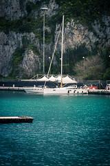 yachts on capri